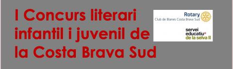 I Concurs literari infantil i juvenil de la Costa Brava Sud