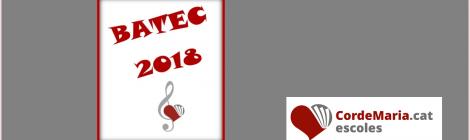 BATEC 2018