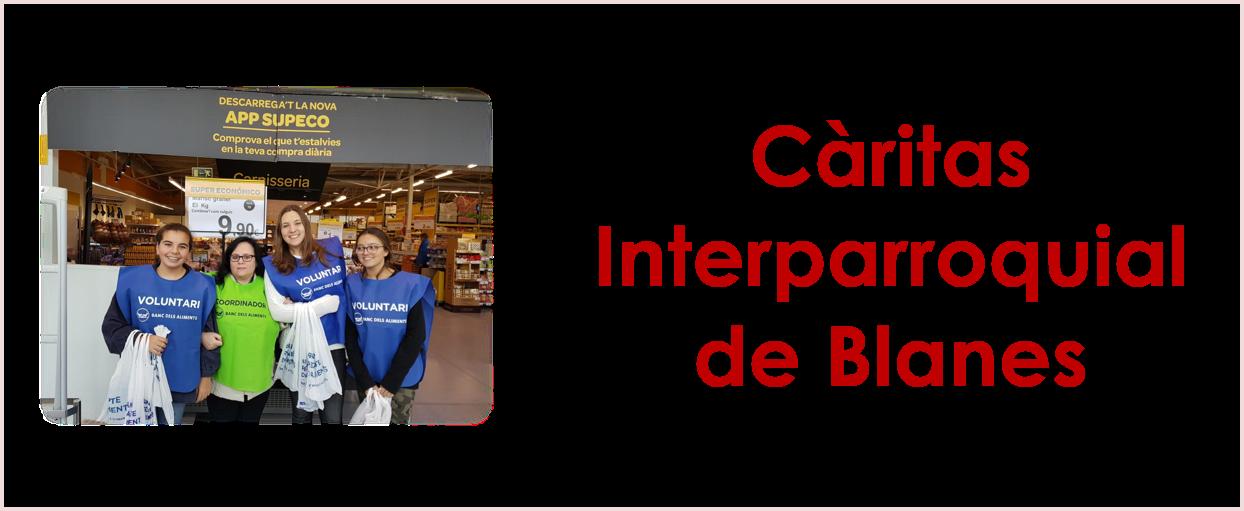 Càritas Interparroquial Blanes